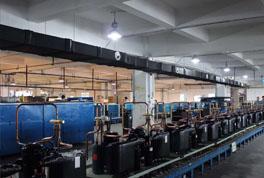 生产型企业为为什么要用空气源热泵采暖难事?